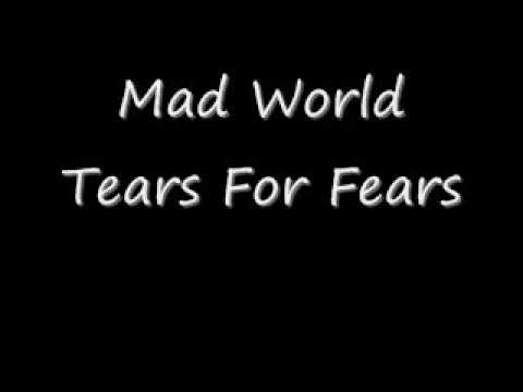 mad world tears for fears original version youtube. Black Bedroom Furniture Sets. Home Design Ideas