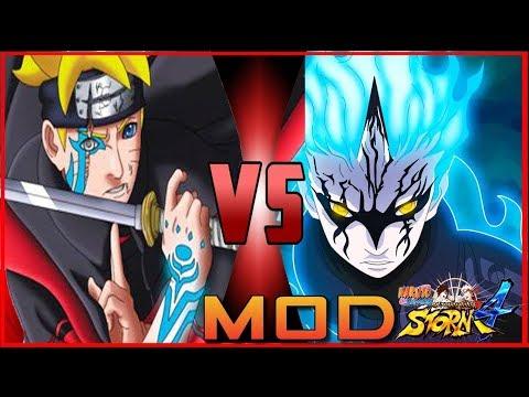 Naruto Ninja Storm 4. BATALHA FINAL SASUKE VS NARUTO   BATALHA DE MODS