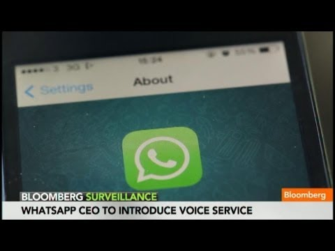 Billionaire Whatsapp Ceo Announces Free Phone Calls video