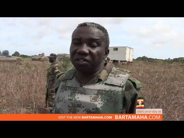 Somali Army and AMISOM capture Buulo Mareer