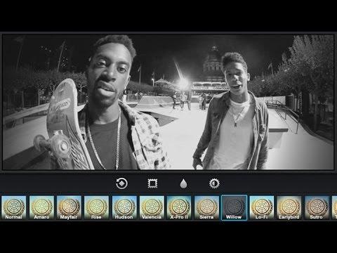 Boo Johnson & Keelan Dadd - Gram Yo Selfie