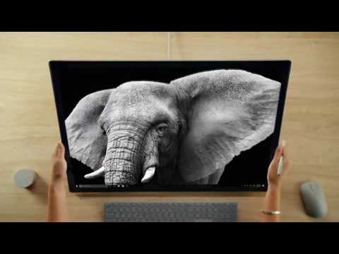 Microsoft Surface Studio Commercial
