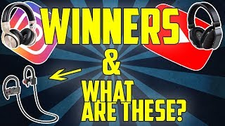 Bluetooth Headphone Winners and Sports Headphones Review - Wirith