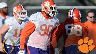 Clemson vs. Alabama: Shaq Lawson Update From Dabo Swinney