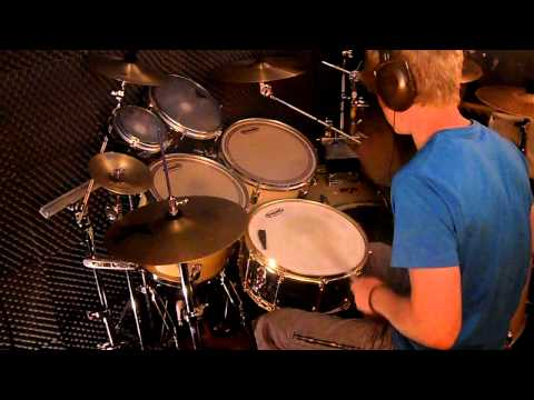Tenacious D - Master Exploder - Drum Cover video