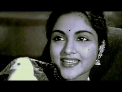 Saiyan Dil Mein Aana Re - Vaijayanti Mala, Shamshad Begum, Bahar Song video