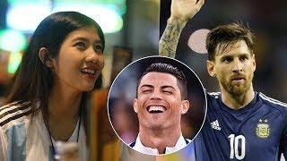 Fan nữ vẫn tin Messi sẽ là vua phá lưới dù đá hỏng penalty