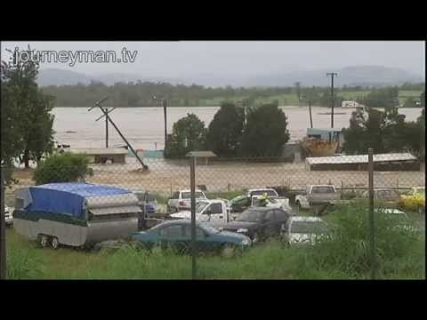 Flood Disaster in Australia : Documentary on Flash Floods in Australia