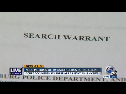 Search warrant gives new information in case of blog page that contained nude photos of underage fem