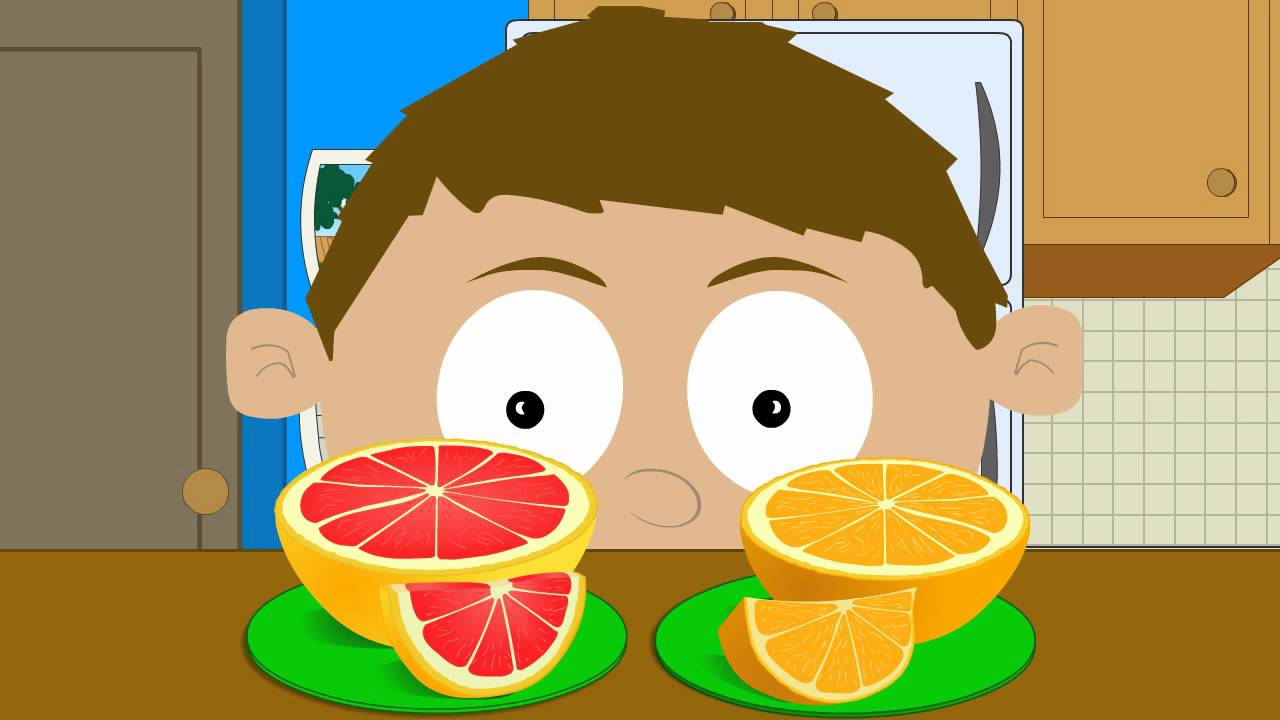 Health food or junk food adobe flash animation youtube for Animation cuisine