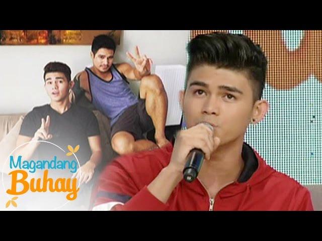 Magandang Buhay: Iñigo describes Piolo Pascual
