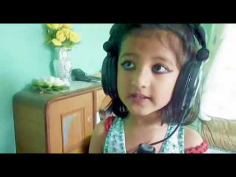 nepali children song-balak hami sana sana by shruti oli