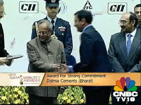 CII-ITC Sustainability Awards 2012