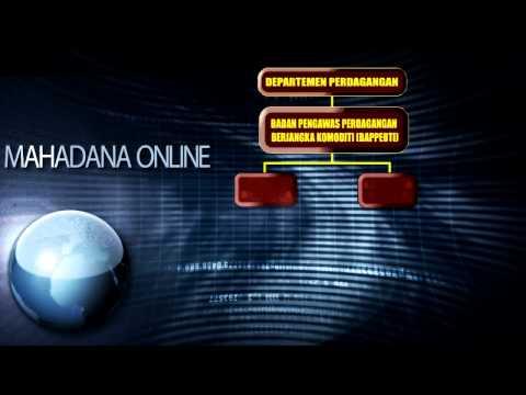 Struktur Perdagangan Berjangka di Indonesia