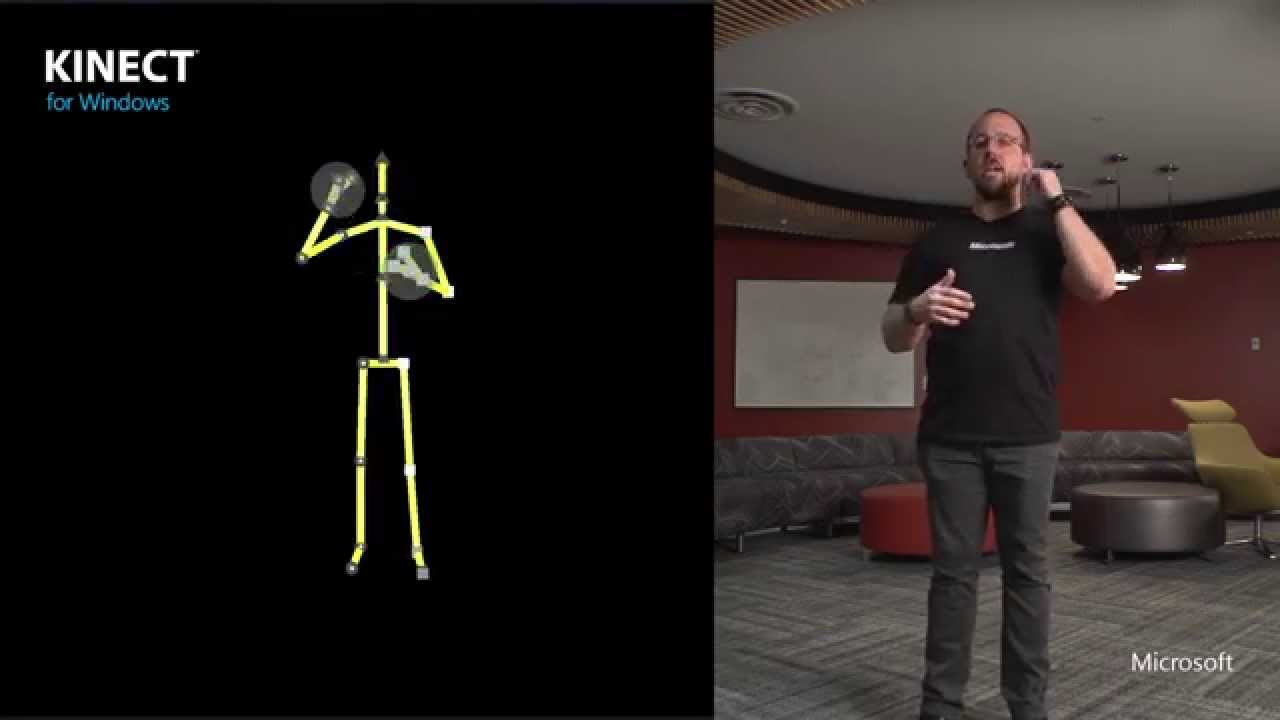 Kinect Evolution App Demo