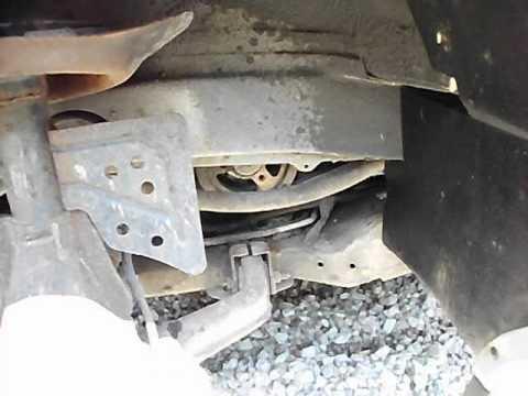 1990 Pontiac Grand Prix Engine Mount Replacement Part 1