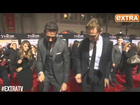 Том Хиддлстон  (Tom Hiddleston) - Женщины, я не танцую