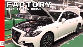 2019 Toyota Crown Factory