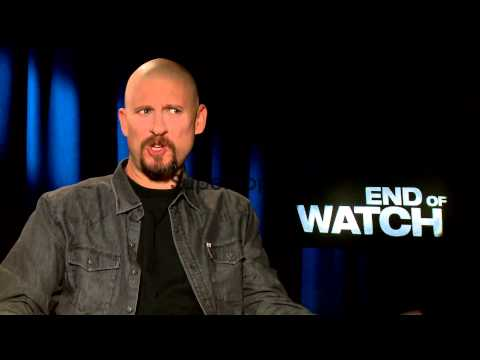 INTERVIEW: David Ayer On The Film's Cinematography At 'En...