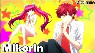 CUTEST MIKORIN MOMENTS | Funny Anime Moments | Gekkan Shoujo Nozaki-kun
