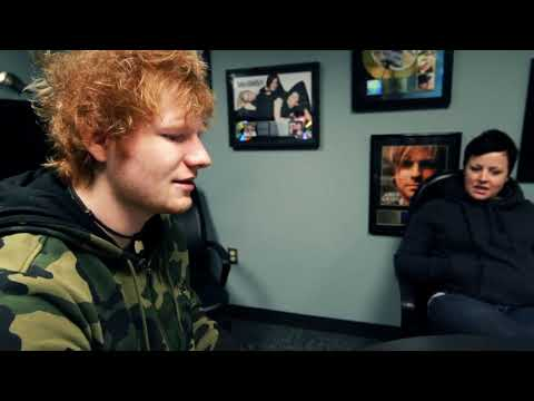 Ed Sheeran On The Grammys