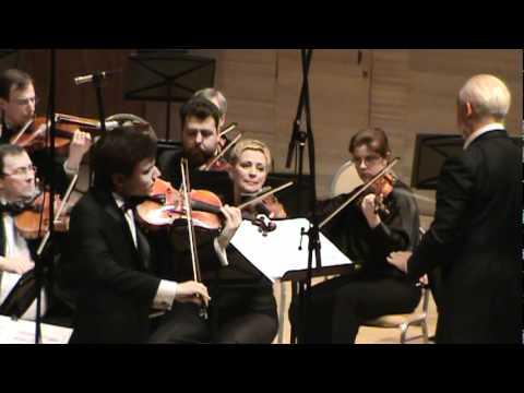Nadir Khashimov, Mendelssohn Violin Concerto