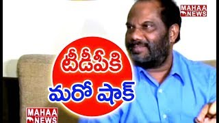 Another Shock to TDP: MP Pandula Ravindra Babu To Meet Jagan Today