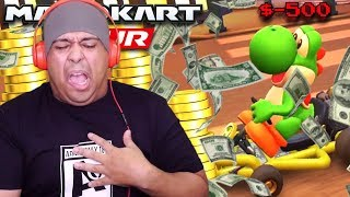 I SPENT HUNDREDS $$ TO UNLOCK YOSHI AND.... [MARIO KART TOUR] [#02]