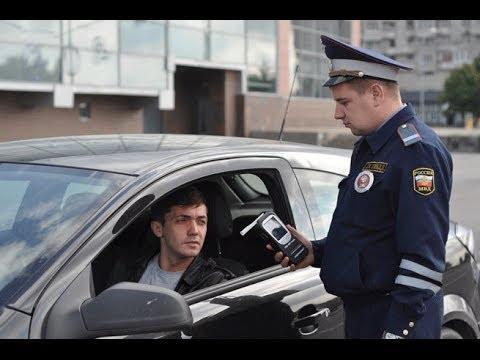 """Разговор с ГИБДД (""""Вы оказываете неповиновение, отказываясь пройти в патрульную машину"""")"""