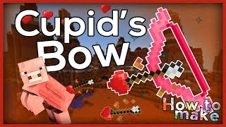 Minecraft: How to make a Cupid