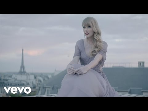 0 Taylor Swifts plot for world domination continues; watch her take Paris in Begin Again video