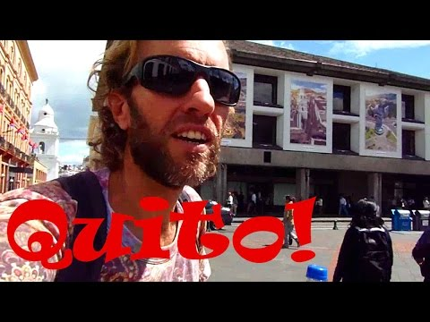 Ecuador Travel: How Expensive is QUITO? (Capital of Ecuador)
