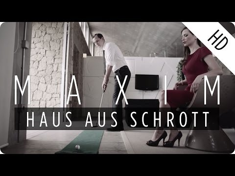 MAXIM - Haus aus Schrott (Official Music Video)