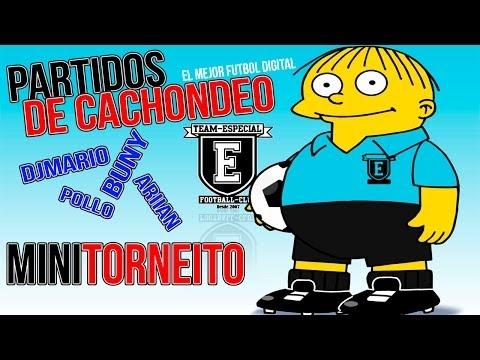 Fifa 14 |De Cachondeo| MiniTorneito con Djmario, Ariian y Buny