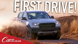 New Ford Ranger Raptor Review - Driven Hard In The Outback