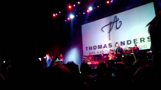 Thomas Anders - Sexy Sexy Lover (Moscow live)