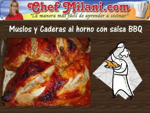 Receta Salsa BBQ (Barbacoa) con Chef Milani