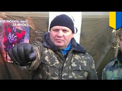 Ukrainian far-right leader killed in police shootout