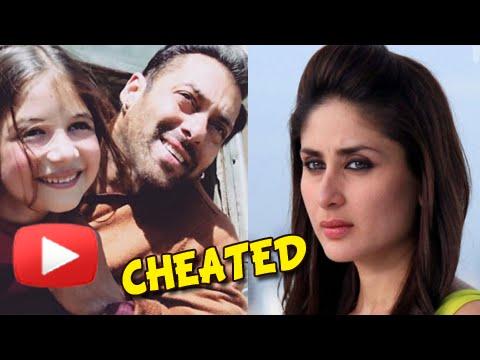 Salman Khan Cheats On Kareena Kapoor Khan