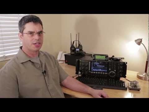 Using Digital Signal Processing on Icom HF Radios