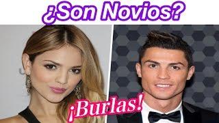 Cristiano Ronaldo y Eiza González ¿Son NOVIOS?
