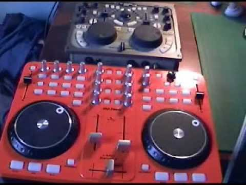 dj Tech i Mix Mkii Virtual dj I-mix Reload by dj Tech vs