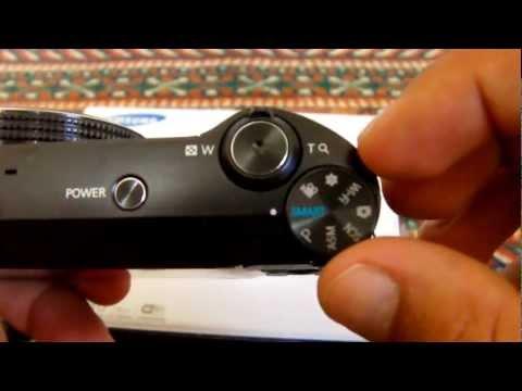 Samsung Smart Camera WB150F (Português -BR) Brasil Review e Unboxing