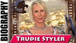 Trudie Styler - Biography and Life Story