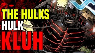 Kluh: What Happens When The Hulk.. Hulks Out?