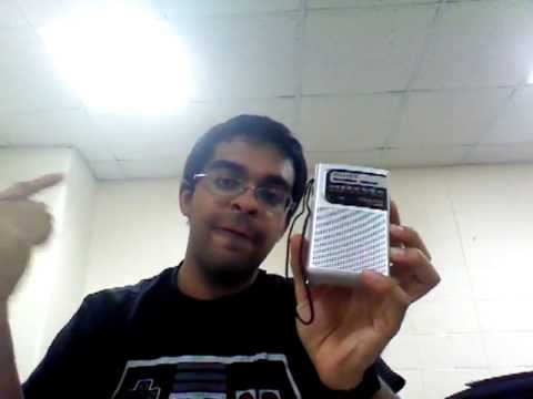 Sony ICF-S10MK2 Pocket Radio review
