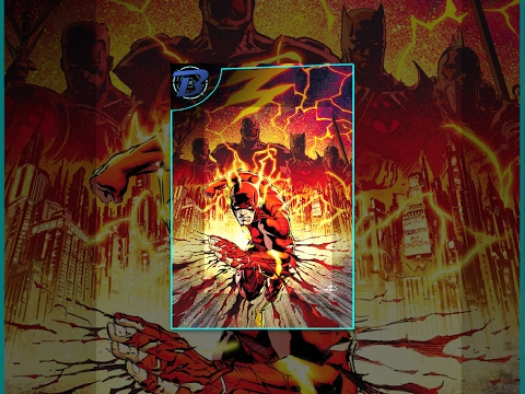 Flashpoint. Dublado Motion Comic  DC Comics  ?