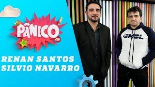 Renan Santos (MBL) e Silvio Navarro - Pânico - 24/06/19