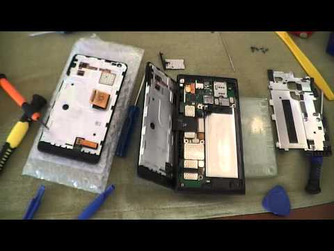Nokia Lumia 900 LCD Screen Replacement