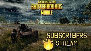 Season 3 is coming | Subscribers stream🔥🔥| PUBG Mobile | Subscribe & join !!